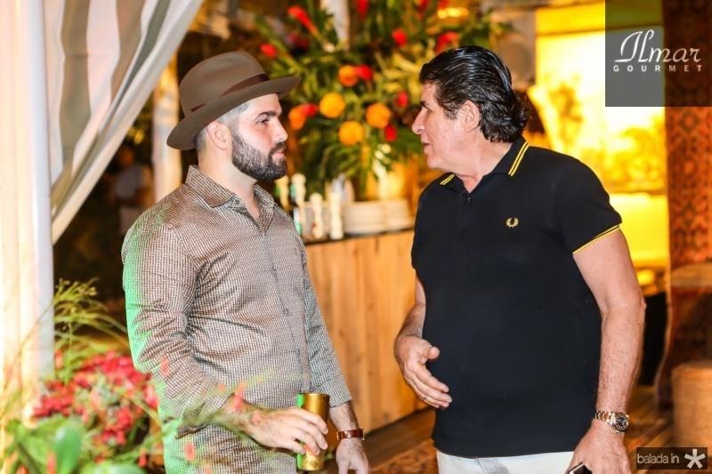 Felipe Rocha e Dito Machado