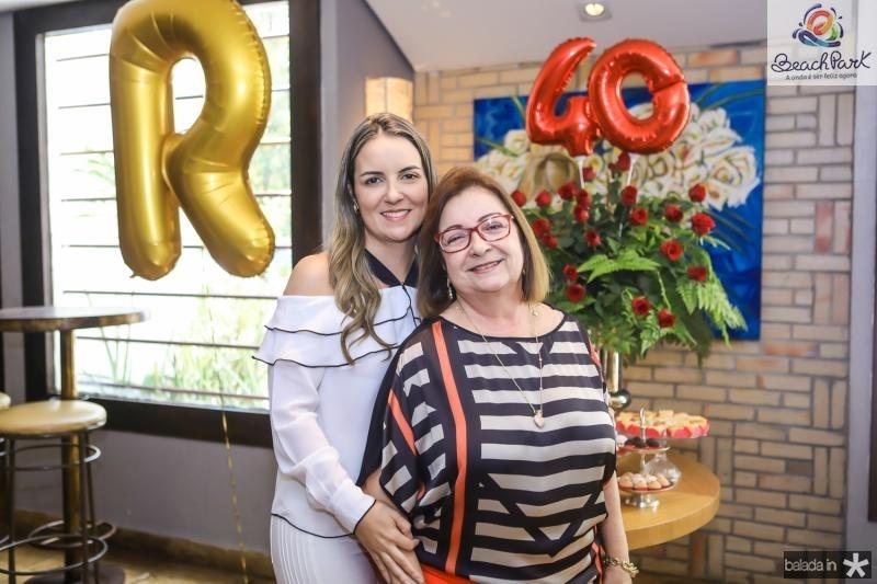 Raquel Vasconcelos e Mana Luna