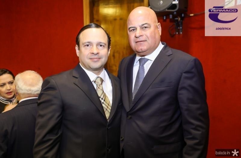 Igor Barros e Luciano Cavalcante