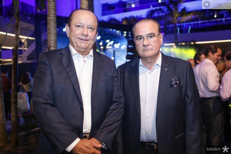Rafael Leal e Chiquinho Feitosa
