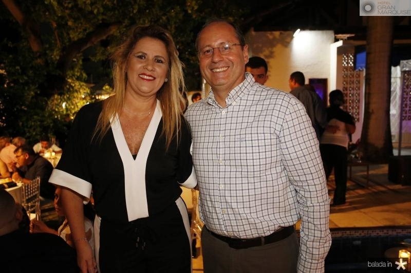 Sandra e Rodrigo Almeida