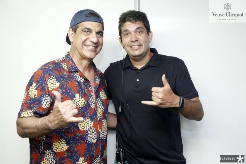 Durval Lelis e Victor Ferreira