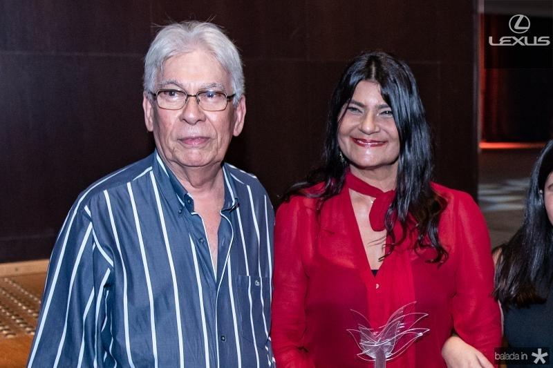 Manoel Holanda e Patricia Saboya