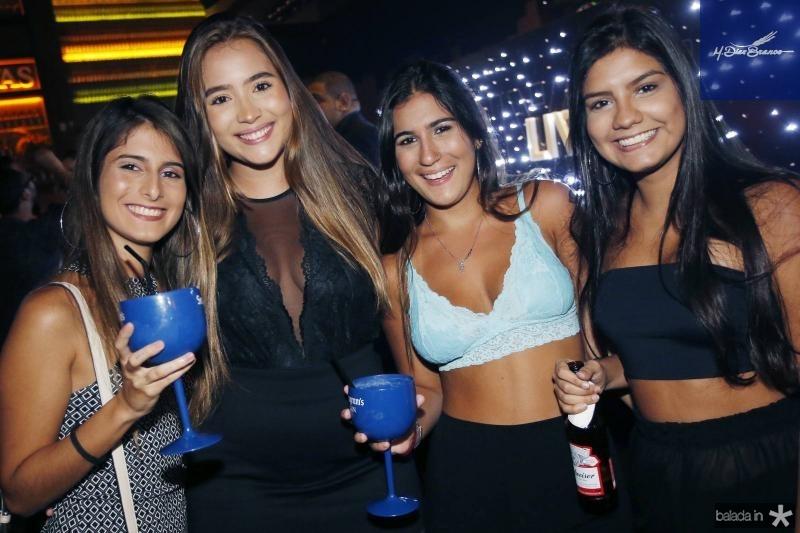 Helena Pereira, Sarah Ellery, Jadi Firmino e Marina Ponte 1