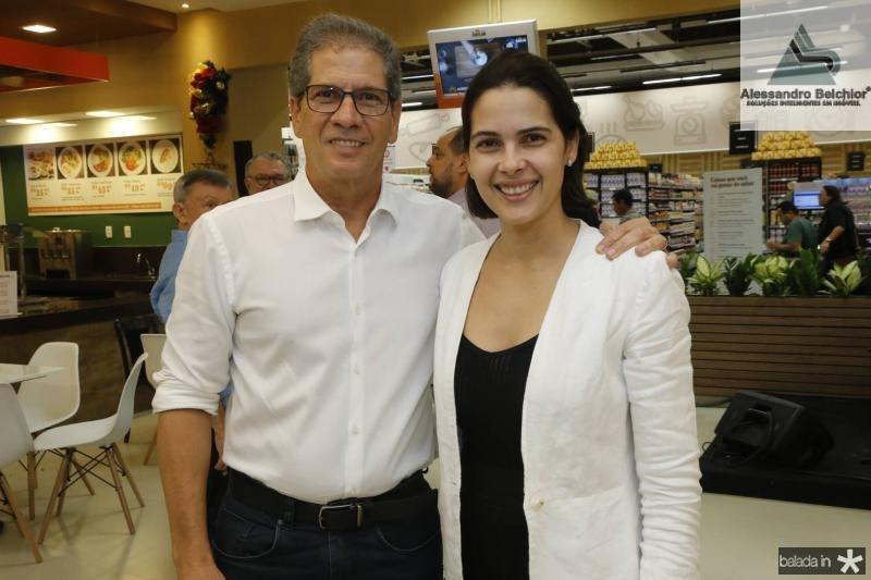 Severino Neto e Joana Ramalho
