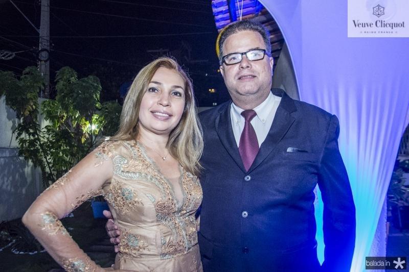 Tereza e Nilton Rocha