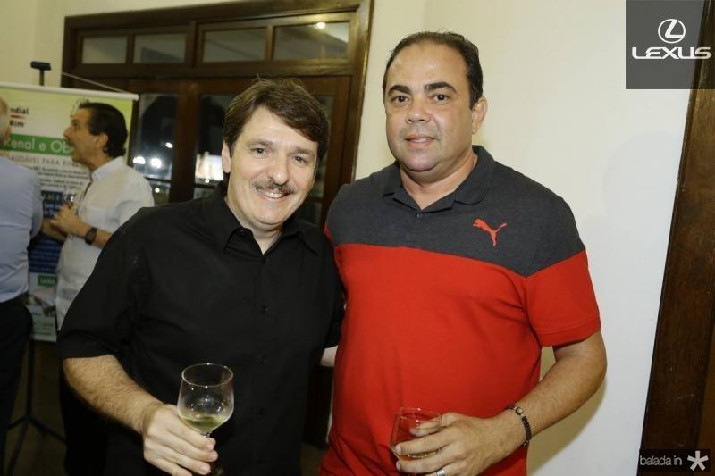 Raimundinho Feitosa e Teco Rocha