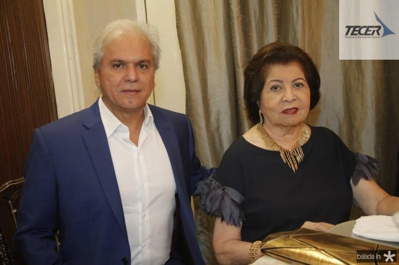 Ricardo e Edyr Rolim