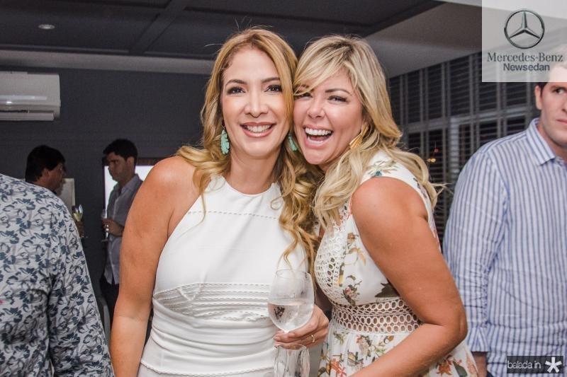 Daniele Holanda e Patricia Dias