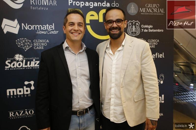 Diego Braga e Tavinho Brigido