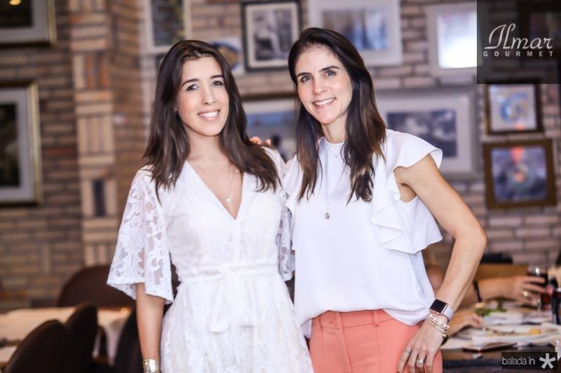 Raquel Machado e Raquel Juca