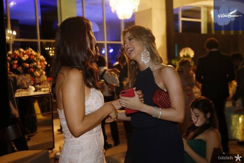 Edriana Nunes e Liz Alencar 1