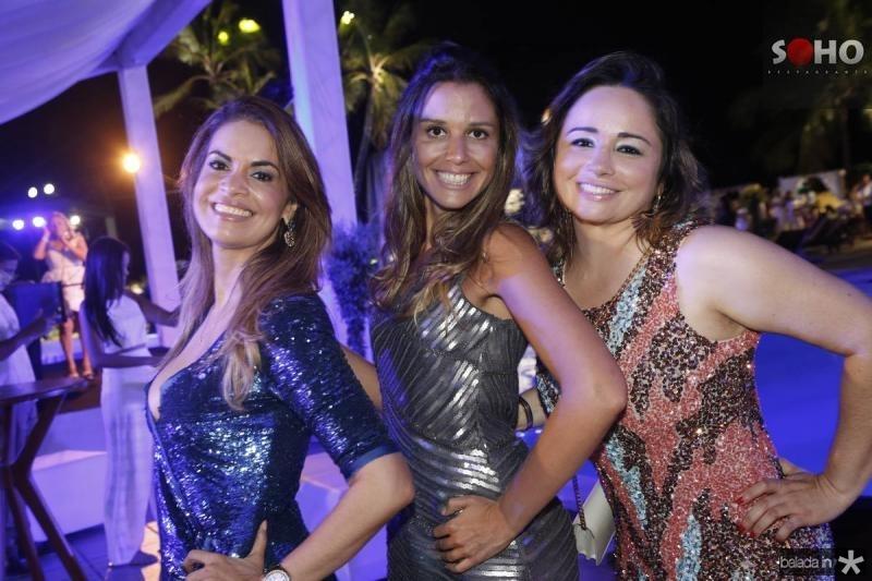 Andressa Avila, Helene Cavalente e Suenia Sa