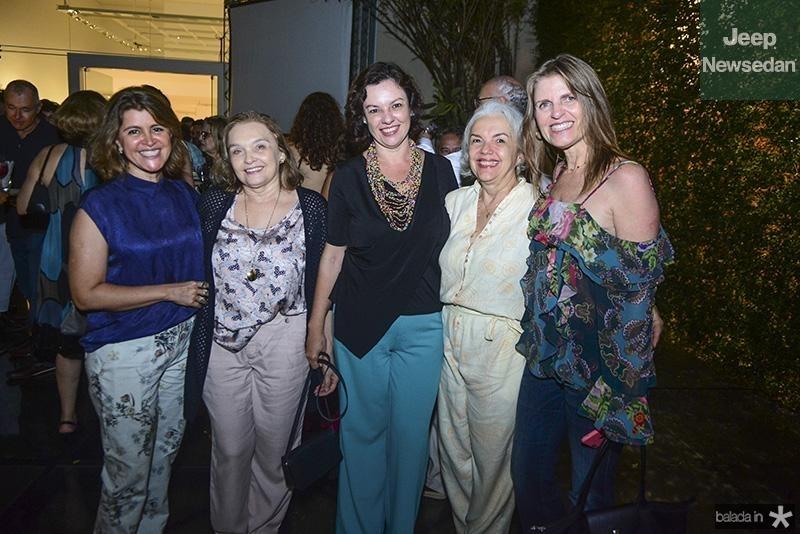 Paula Souza,Graca Carvalho, Vania Marques, Diana Rocha, Nely de Carvalho