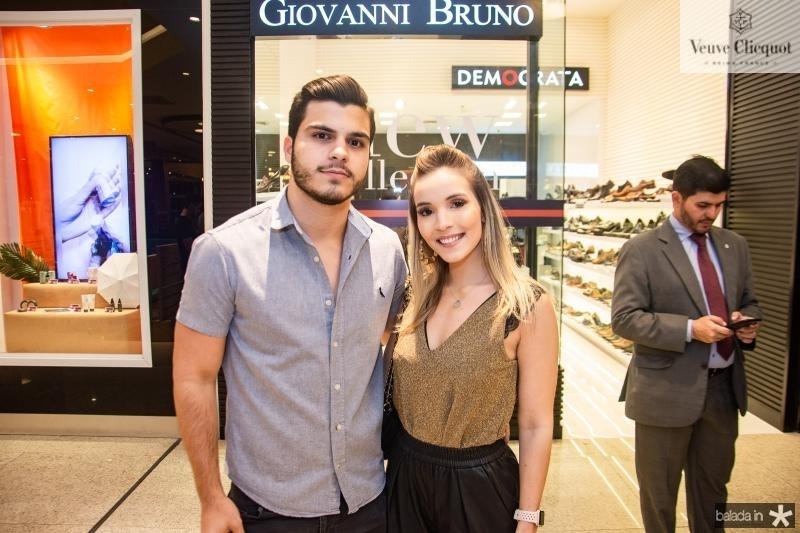 Juvencio Viana e Ana Gregory