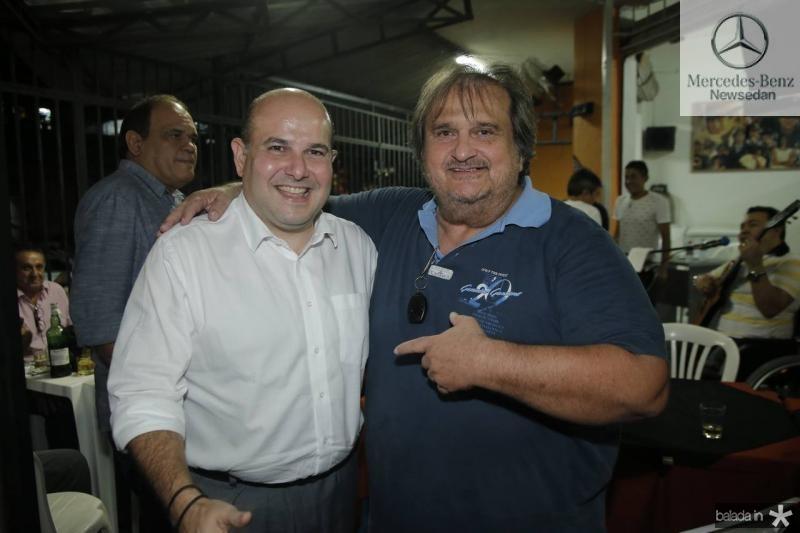 Roberto Claudio e Vaval