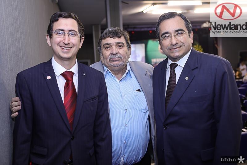 Roberto Victor, Roberto Ribeiro e Jardson Cruz