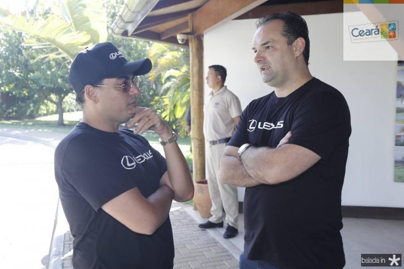 Fernando Rocha e Glauco Feitosa