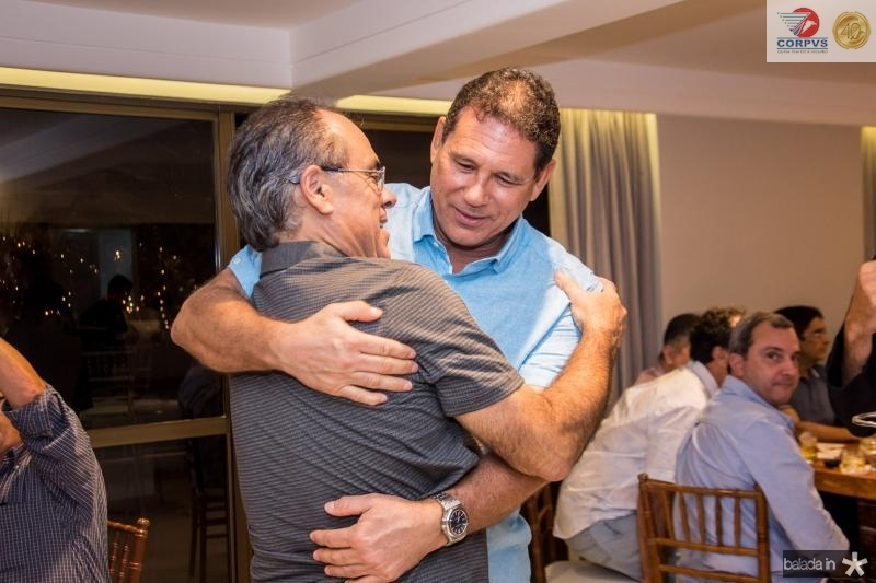 Andre Castelo e Marcus Medeiros