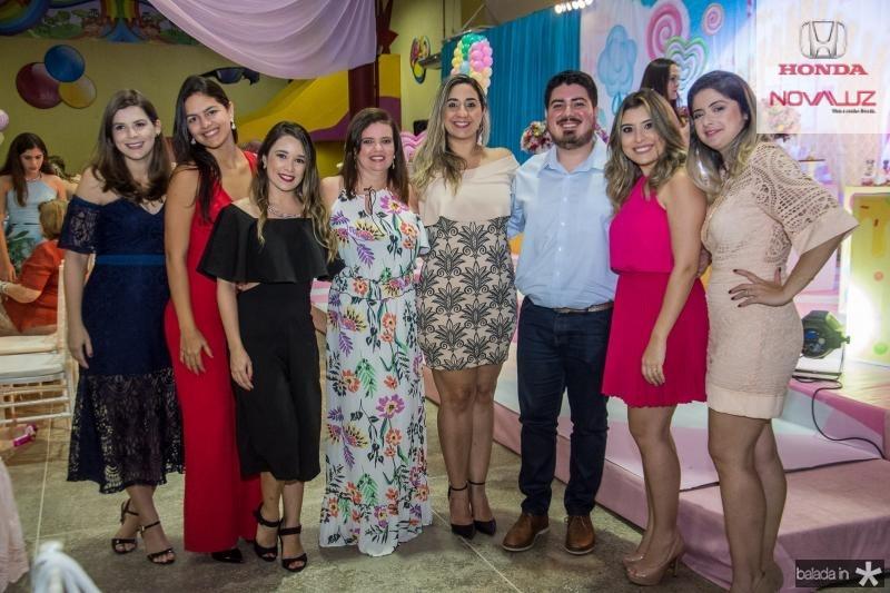 Aniversario de 1 Ano de Mirela Aragao Oliveira (