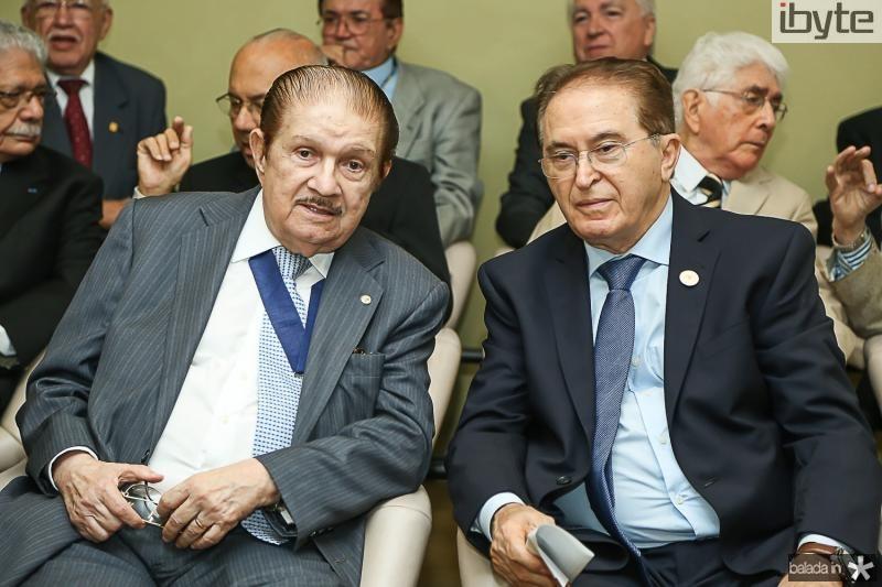 Mauro Benevides e Joao Melo
