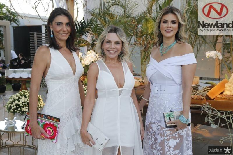 Rebecca Albuquerque, Lilian Porto e Kerine Moreira 1