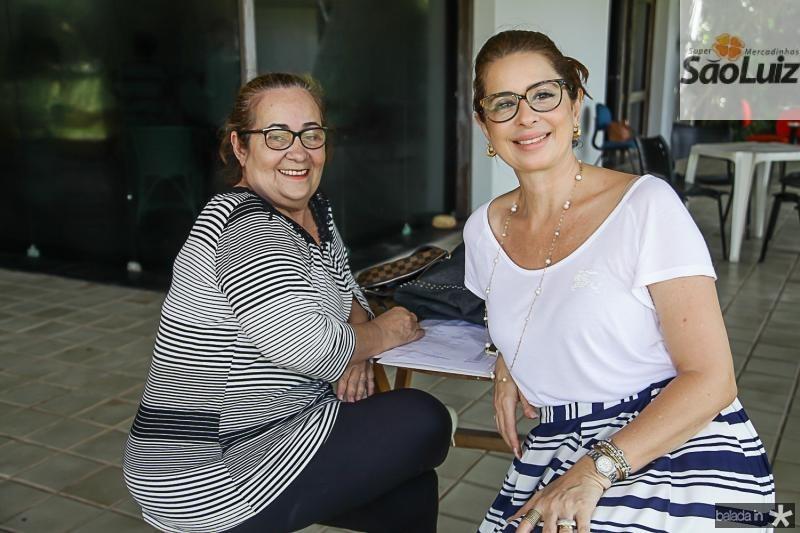 Nereida Figueiredo e Marcia Andrea