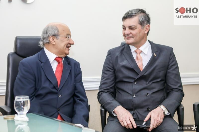 Jose Pimentel e Cid Marconi