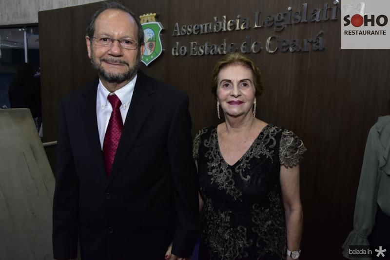 Joao e Iolanda Franca