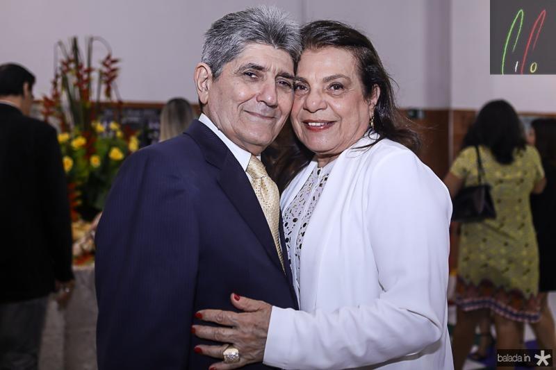 Jose Augusto e Berbardeth Bezerra