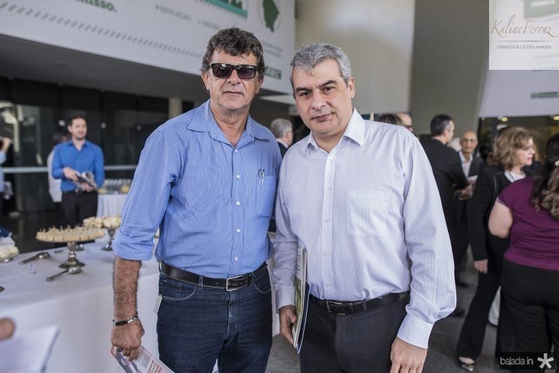 Tarcisio Vieira e Marco Braga