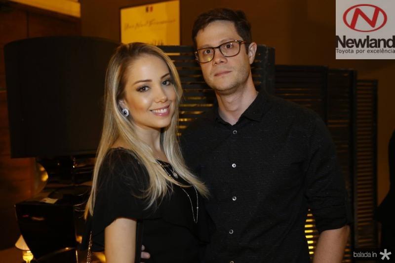 Camila e Alexandre Guisardi