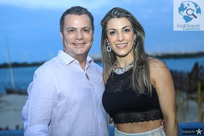 Marco Antonio e Sabrina Aluisio
