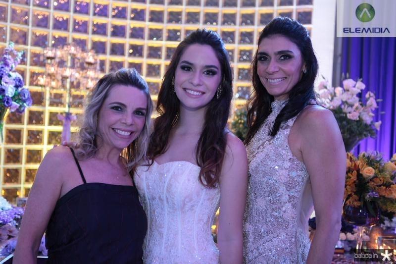 Lilian Porto,Carol e Rebeca Albuquerque