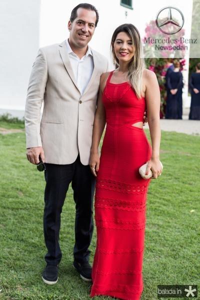 Ricardo e Debora Ribeiro