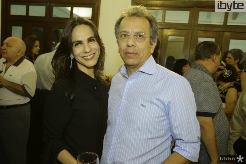 Sandra e Eduardo Rolim