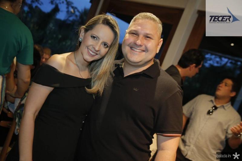 Aline Amorim e Carlos Henrique