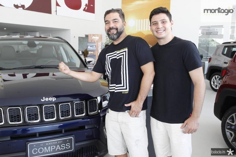 Mairton Barbosa e Paulo Cavalcante