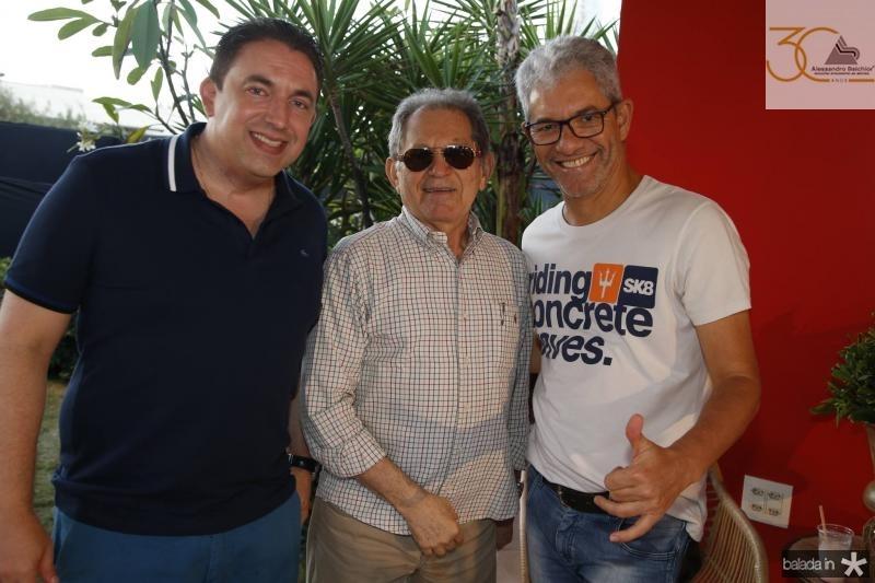 Rodrigo Pereira, Joao Araujo Sobrinho e Nelson Goncalves 2