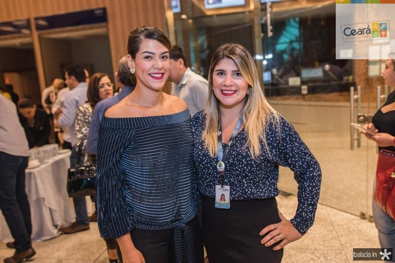 Juliana de Fatima e Natalia Cavalcante