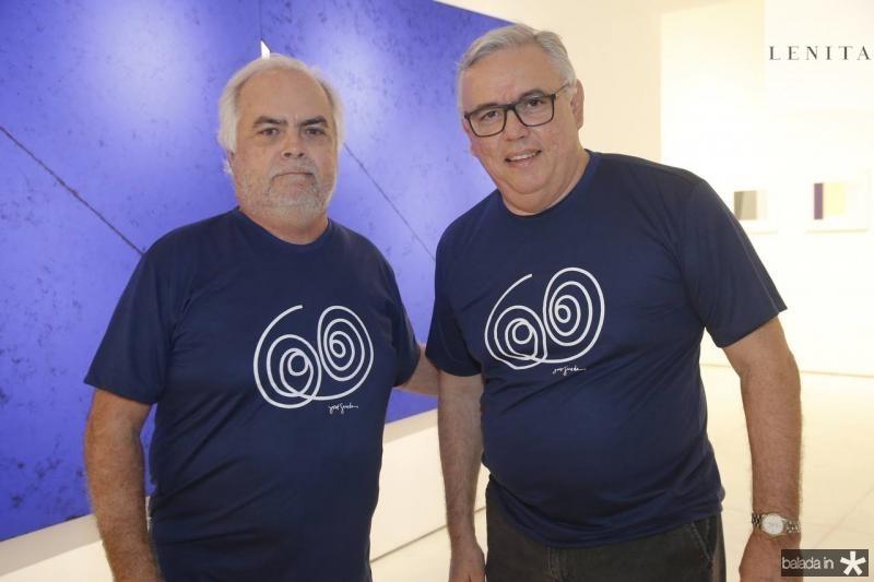 Rui Dias e Fernando Siqueira