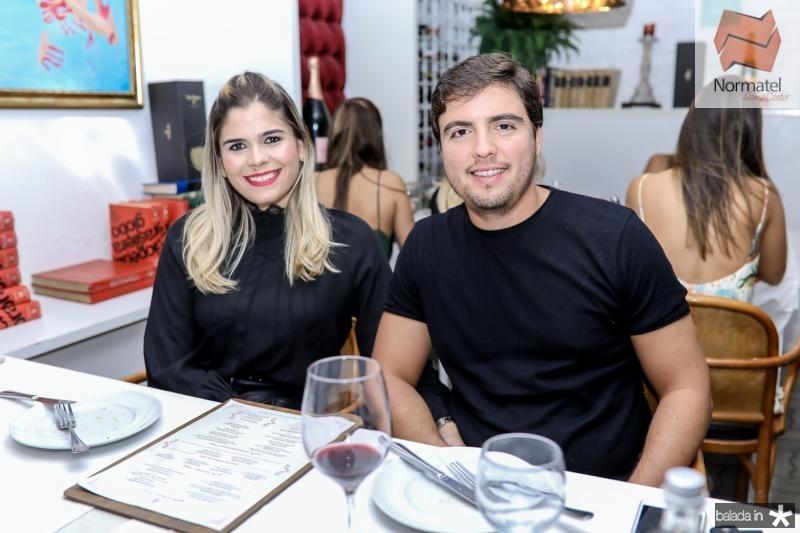 Camila e Sergio Farias