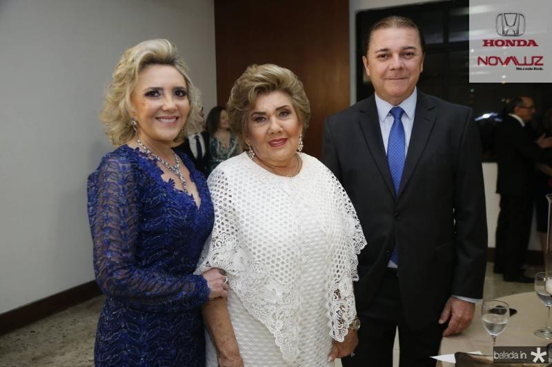 Graca e Consuelo Dias Branco e Eliseu Barros