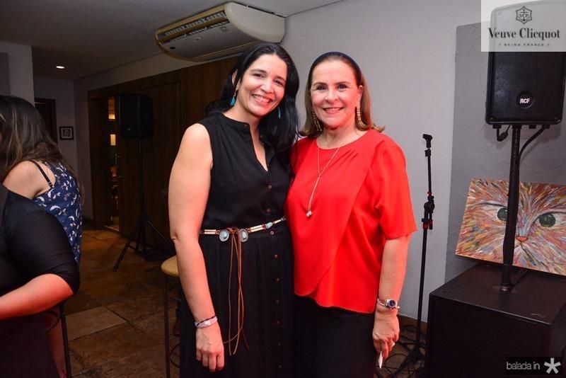 Manuela Macedo e Beatriz Fiuza