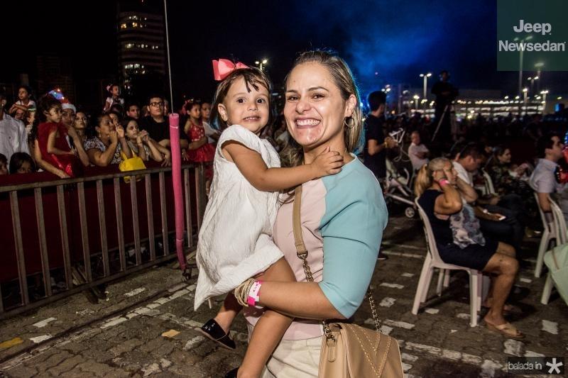 Maria Fernanda e Natalia Benevides