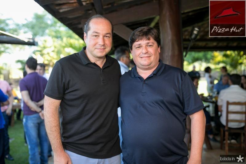 Joaquim Araujo e George Lima