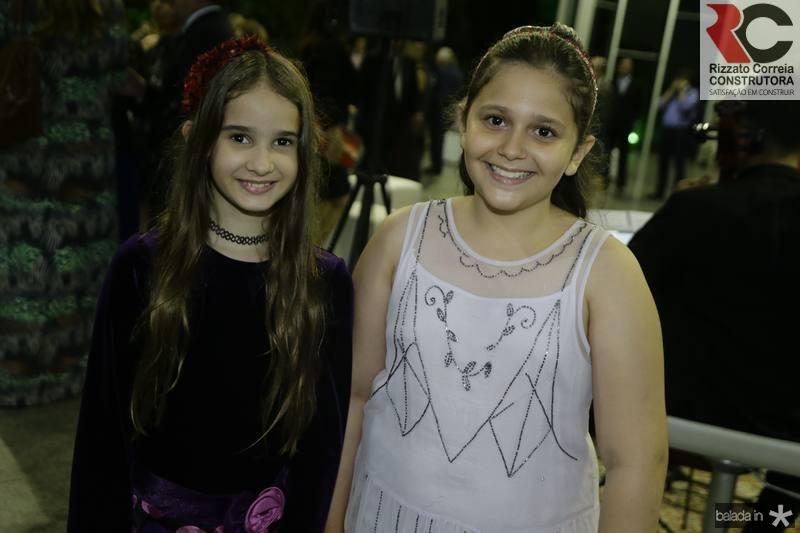 Barbara Maia e Beatriz Matoso