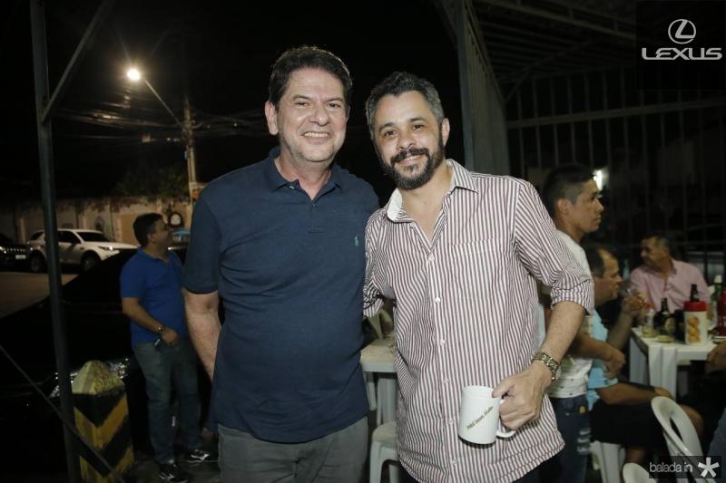 Cid Gomes e Tony Inacio