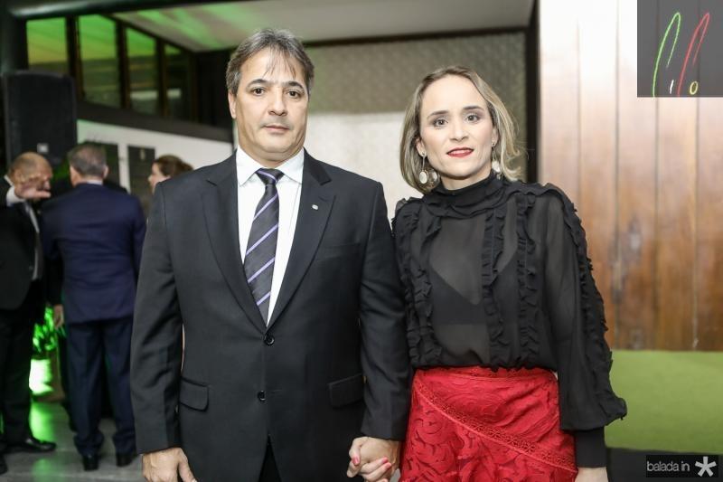 Marcos e Fernanda Pacobahyba