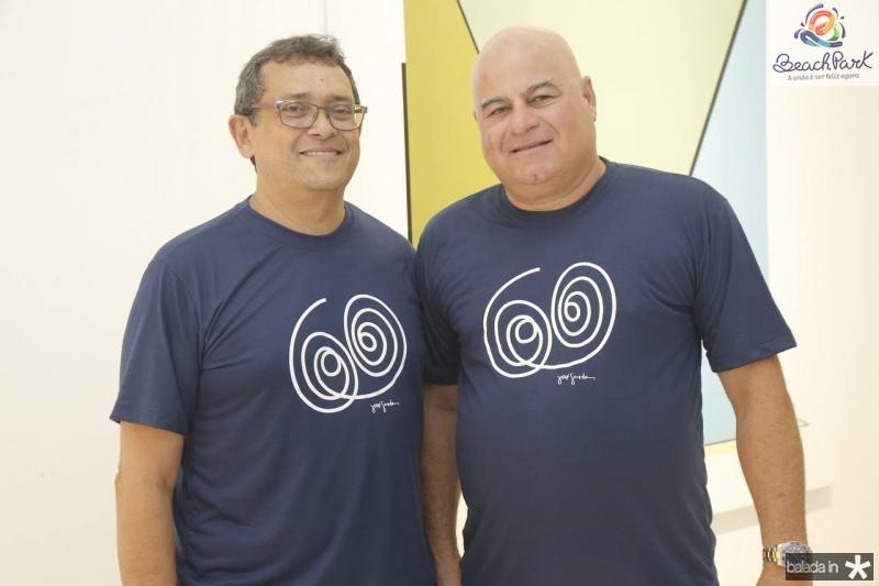 Jose Guedes e Luciano Cavalcante